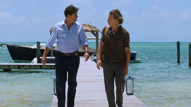 If you haven't watched Netflix Bloodline, you really should!!  Best series ever!!!
