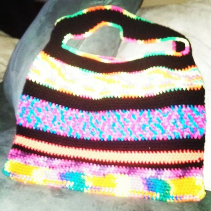 First bag I made for myself