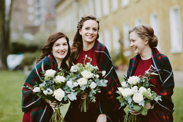 Vivienne Westwood and Bridesmaids in Jumpsuits for a Colourful Wedding At The Asylum | Love My Dress® UK Wedding Blog