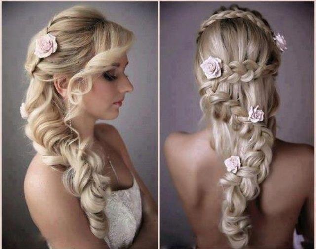 Rapunzel Inspired Hair Style