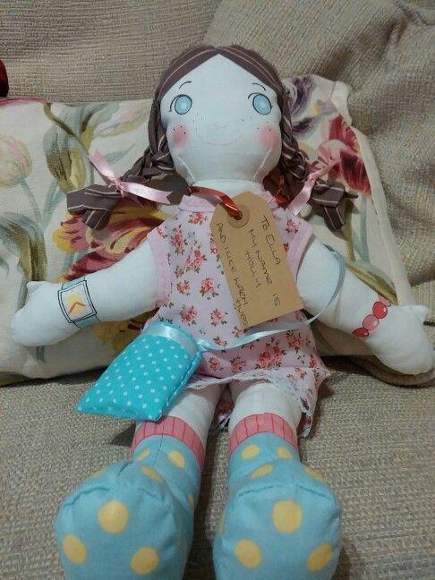 Cath Kidston rag doll