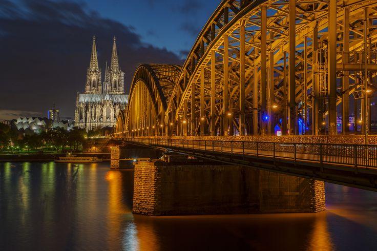 Фотография Cologne Cathedral автор Hiroshi Jinza на 500px