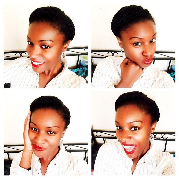 Selfies on a business Saturday  #protectivestyles #saturday #haarkapsel #haar #business #kroeshaar #kroes #kroeskop #loveyourhair #curlyhair #krullendhaar #krullen #blackhair #naturalhair #natural #natuurlijkhaar #type4 #type4c #type4haar #type4hair #type4chair #curls #kinks #coils #kinkyhair #coilyhair #healthyhair #gezondhaar #zakelijk #selfie