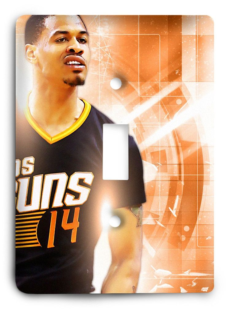 Gerald Green Suns Light Switch Cover