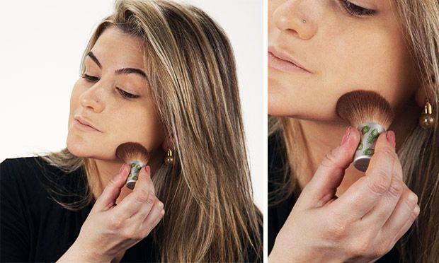 Passo a passo: Alice Salazar ensina como fazer uma maquiagem leve para o dia a dia - Beleza - MdeMulher - Ed. Abril