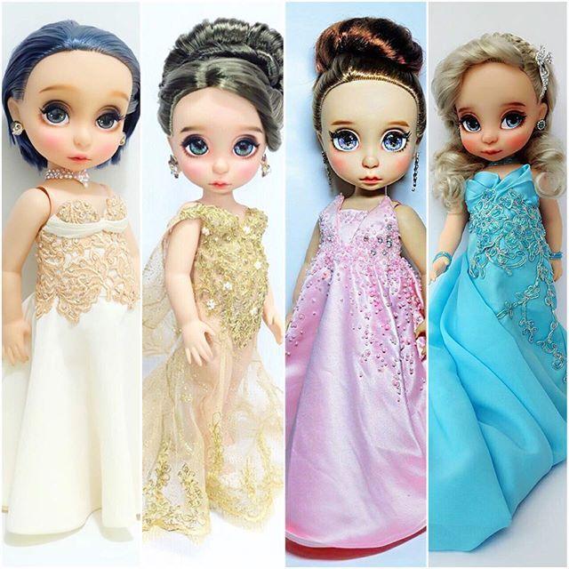 куклы дисней аниматор фото