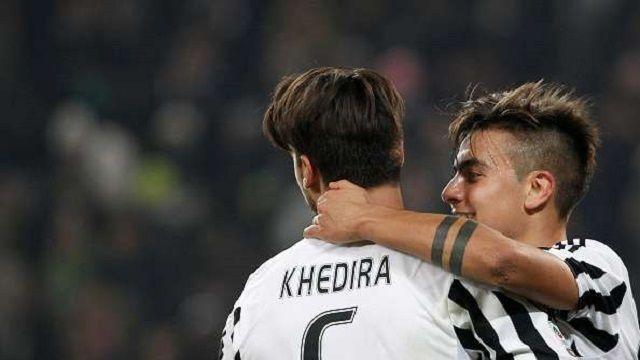 Sami Khedira Turut Bersedih Atas Cederanya Paulo Dybala