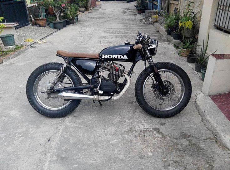 99 Best Honda Cb175 Images On Cafe Racers Custom