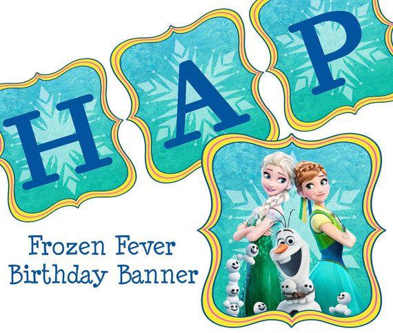 Best 25+ Frozen Banner Ideas On Pinterest