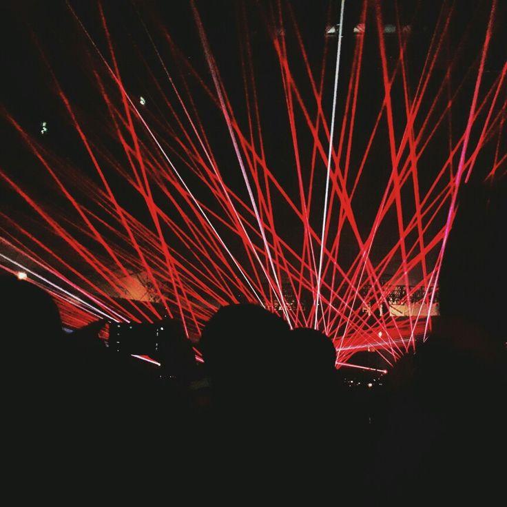 Viva La Vida - A Head Full of Dreams Tour, 2017