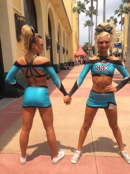 Cheer Extreme SSX Uniforms 2015