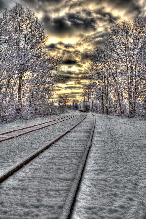 Cold Kentucky Rails
