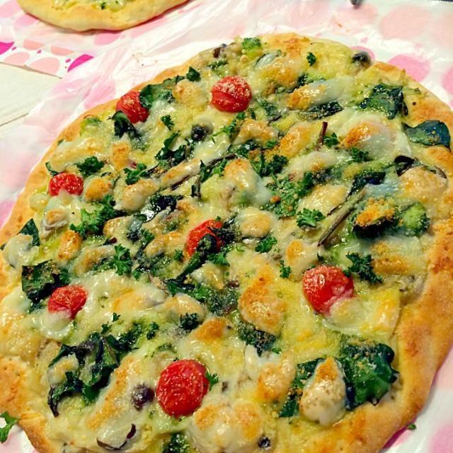 作ったアンチョビでピザ〜( ´͈ ᗨ `͈ )◞♡⃛ - 33件のもぐもぐ - wkさんの料理 アンチョビ作ってみた by wk