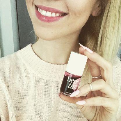 benetint rose-tinted cheek & lip stain | Benefit Cosmetics xx