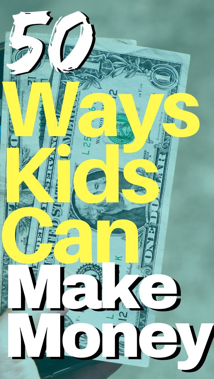 How to Make Money as a Kid – Kids & Money {Group Board}