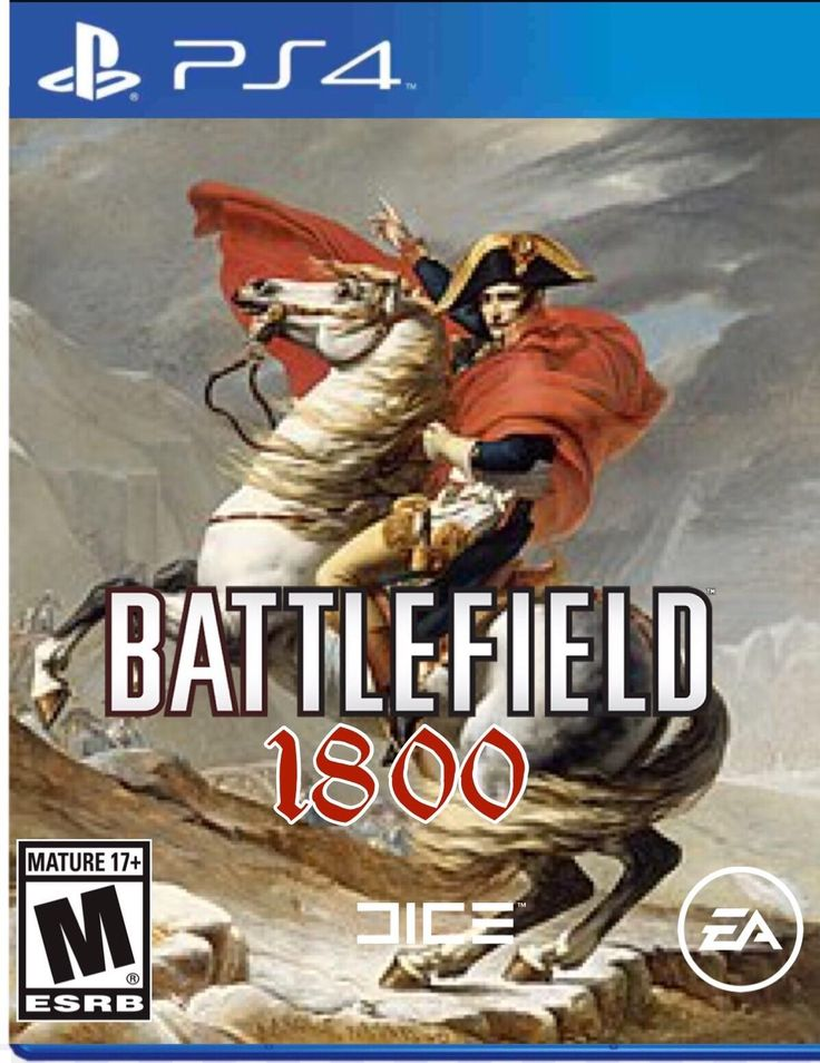 Leaked cover of the new battlefield game