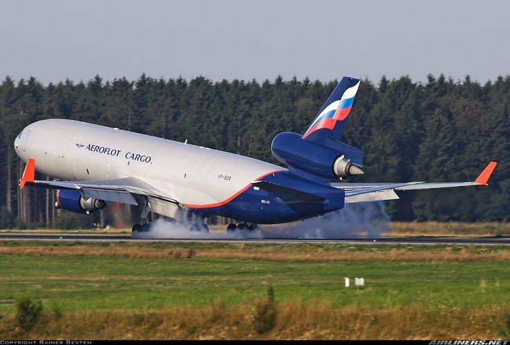 McDonnell Douglas MD-11(F) - Aeroflot Cargo | Aviation Photo #1571460 | Airliners.net