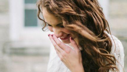 Namore uma mulher que sorria…