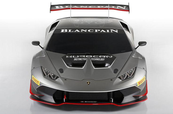 ——— Lamborghini Huracan Super Trofeo Specs ———- - SPEED