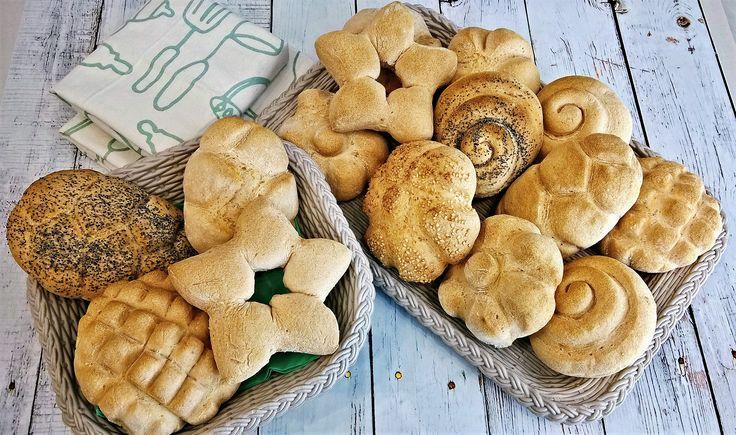 Pane senza glutine...ma pieno di gusto e fantasia!