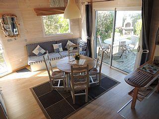 ETEL geräumige unabhängige CALM geschlossenem Garten und Dünen INTERNET   Ferienhaus in Etel von @homeaway! #vacation #rental #travel #homeaway