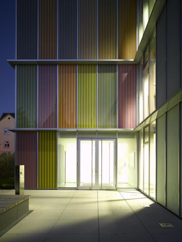 Projekt: Duale Hochschule Ravensburg - Aldinger Architekten