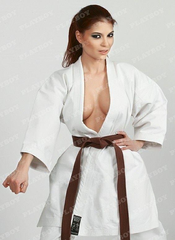Black women in martial arts