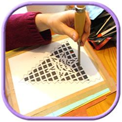 Papel Picado Pattern - The Art of Paper Cutting