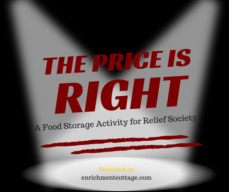 """By Amy Twitty THE PRICE IS RIGHTACTIVITY DID YOU THINK TO SAVE? Sing to the tune of """"Did You Think To Pray?"""" Verse 1 Ere you spent your family's paycheck, Did you think to save? Just a little …"""