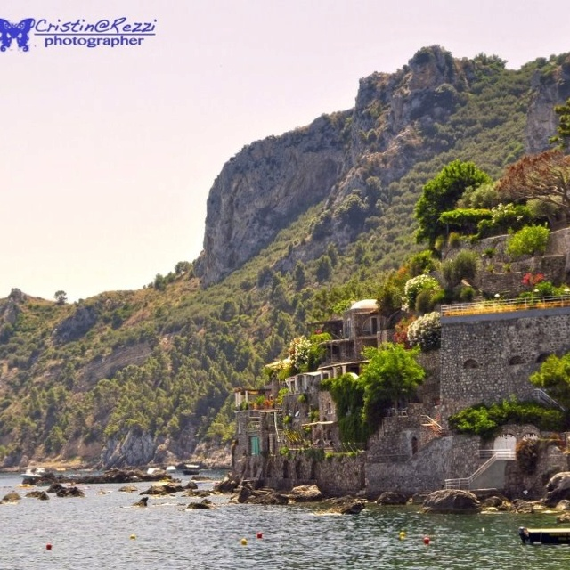 Sorrento by sea