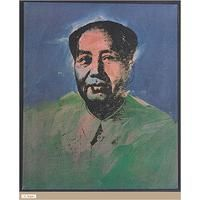 Chairman Mao, 1975 By Andy Warhol: Category: Art Currency: GBP Price: GBP51.00 Retail Price: 51.00 Oriental Asian Pop Art Blue Green…