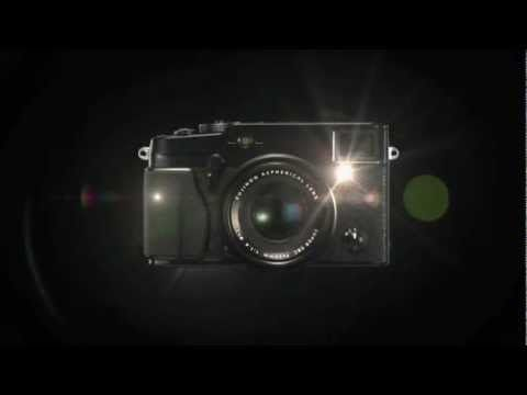 FUJFILM X-Pro1 Promotional Video