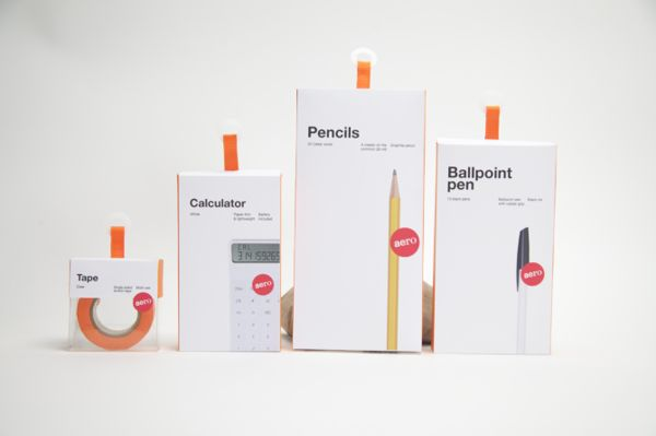 25 Fantastic Examples of Branding - I love how simple and seemingly generic this is!