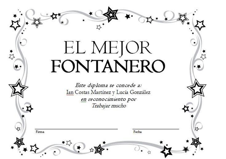 Plantillas diplomas para word - Imagui