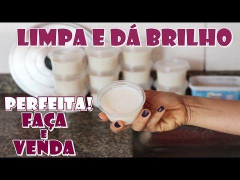 SABÃO DESENGORDURANTE BRILHA ALUMÍNIO - Super fácil e ultra potente! Fran Adorno - YouTube