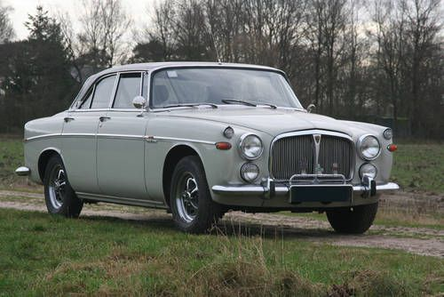 Rover P5B Coupe 1973