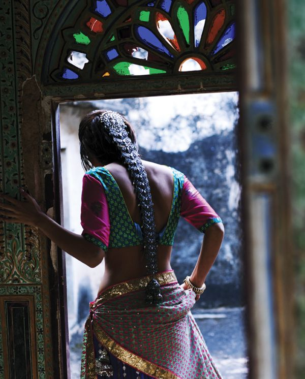 Tale of Four Cities An exquisite jewelry editorial from Harpers Bazaar Bride India by Bikramjit Bose, via Behance