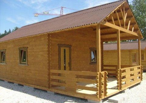 Case prefabbricate in legno e vetro prezzi