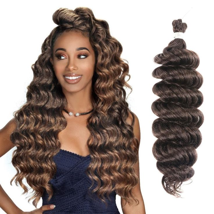 Wholesale Cheap 18 inch Synthetic Hair Extension Ocean