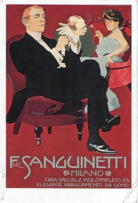 Marcello Dudovich, 1905