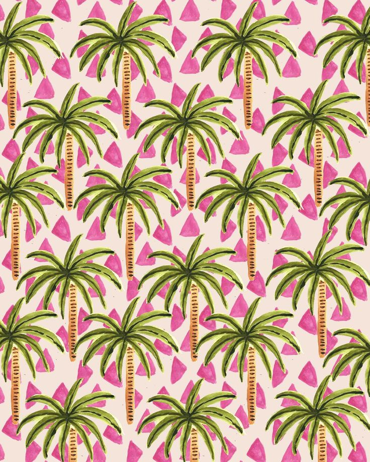 BOUFFANTS & BROKEN HEARTS - Palm Trees Encontrado en bouffantsandbrokenhearts.tumblr.com