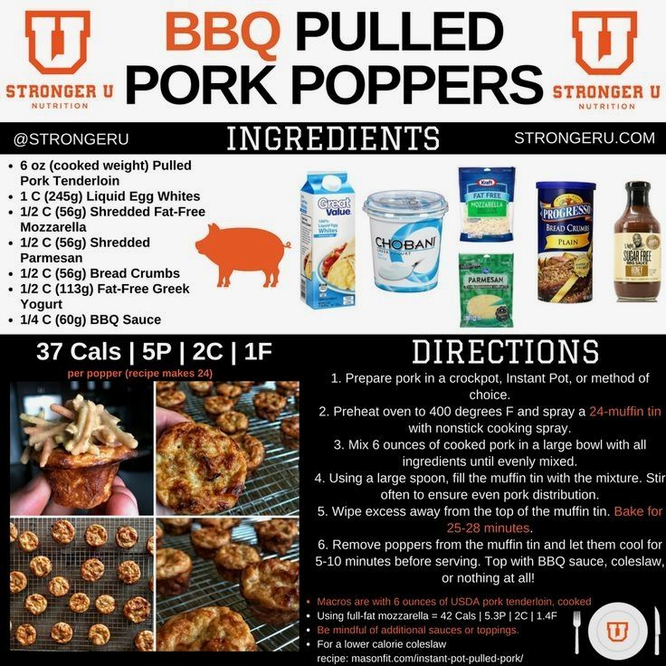 Polo El Toro saved to Meat in Apps, and SnacksPin10A recipe for high protein, lo…