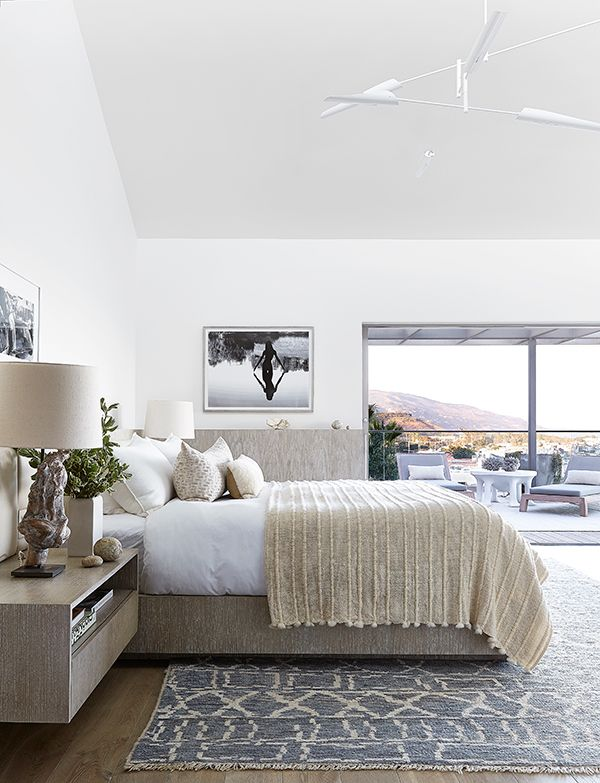 The Los Angeles–based architect and designer grew up in a family of famous artists and down-to-earth farmers, a background reflected in his mix of high style and raw surfaces.