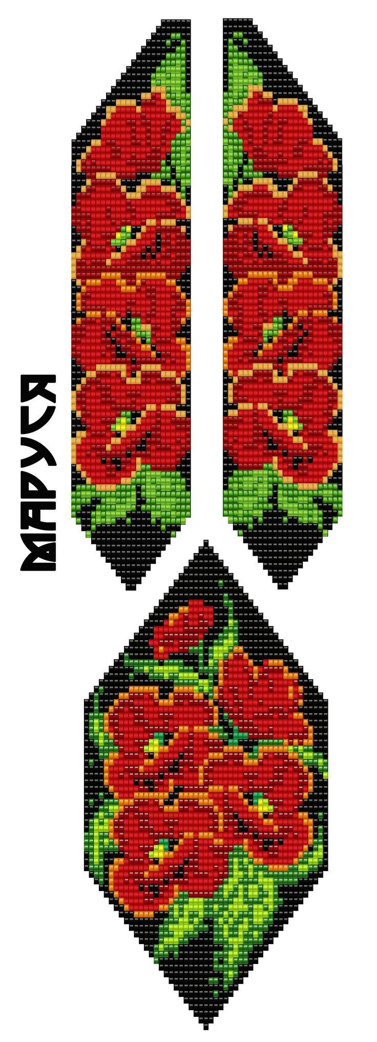 Українські гердан схема
