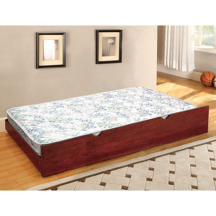 Dreamax Madler Quilted 6 Inch Twin Size Trundle Mattress Ping