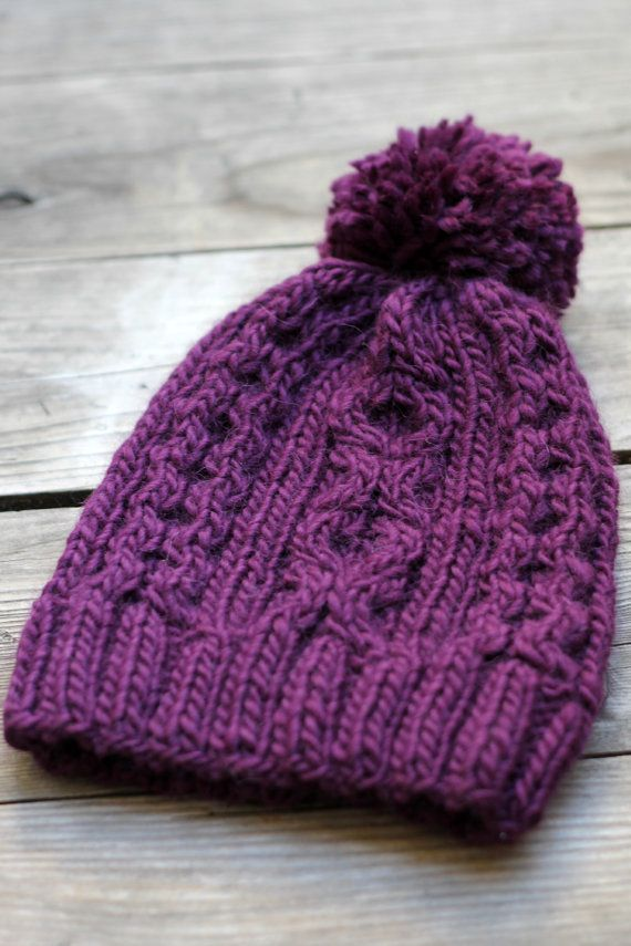 Knitting Pattern Paper : 351 best images about Knit - Hats on Pinterest