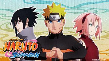 Come watch Naruto Episode 499!