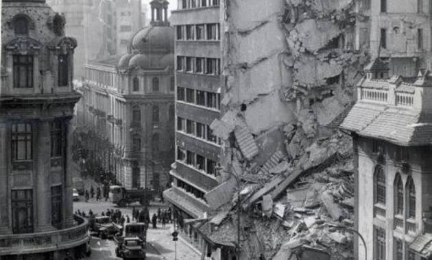 Breaking News: Cutremurele la români