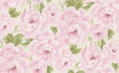 tapet pentru dormitor flori roz 928501