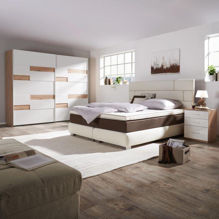 180 best Schlafzimmer images on Pinterest - schlafzimmer set mit boxspringbett